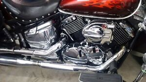 2003 Customized Yamaha V-Star Silverado 1100 West Island Greater Montréal image 8
