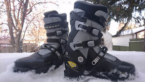 Garmont Ski Mountaineering Boots - Size 29-30 (fits small)