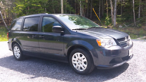 2013 Dodge Grand Caravan SE with Factory Warranty