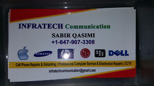 professional electronic and cell phone repair