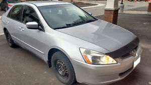 Honda Accord 2005 - Clean well maintained 155000 kms - Certified