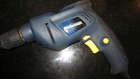 Power Drill with Oxide Drill bits