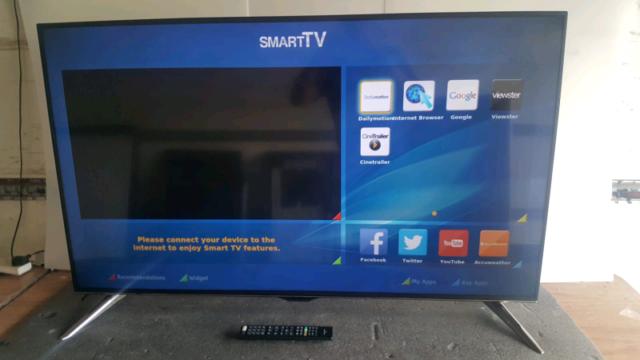 Panasonic Viera, 48inch, 3D, 4K, Ultra HD Smart TV  Can deliver    in  Kinmel Bay, Denbighshire   Gumtree