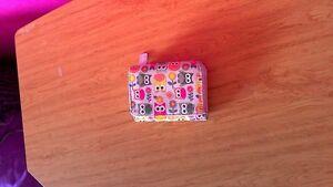 Cute owl wallet