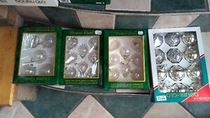 BOXES OF GLASS ORNAMENTS Windsor Region Ontario image 3