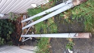 4 inch galv Pipe for sale