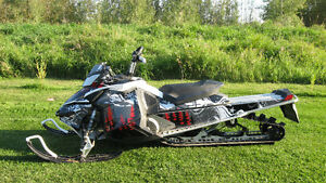 Pair of 2009 skidoo xp's