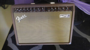 Ampli Fender Acoustic Junior