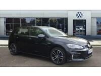 2018 Volkswagen Golf 1.4 TSI GTE 5dr DSG Hatchback Auto Hatchback Petrol/PlugIn