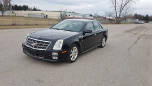 2008 CADILLAC STS V6 NO ACCIDENTS / REMOTE STARTER / CERTIFIED