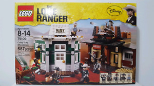 Lego The Lone Ranger - Brand New