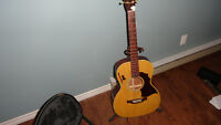Brand new Hand made / Custom Made Fern Acoustic Guitar