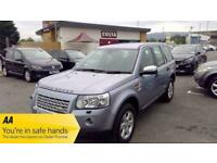 2007 Land Rover Freelander TD4 GS -FULL SERVICE HISTORY A MUCH SOUGHT AFTER FREE