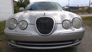 2001 Jaguar S-TYPE Berline