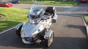 Spyder 2012 BRP.