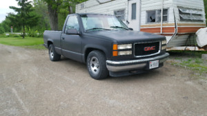 1997 gmc sierra lowered