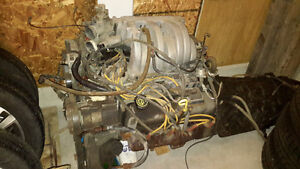 Ford 5.0 L And Auto Transmission