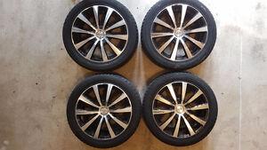 Touren TR3 with summer tires