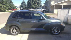 2003 Chrysler PT Cruiser GT, Fully Loaded, 5 Speed