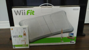 Planche wii fit