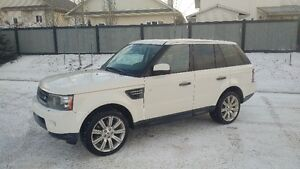 2010 Land Rover Range Rover Sport hse lux SUV, Crossover
