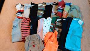 Lot of size 18-24 mos summer clothing