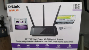 High power wi-fi router