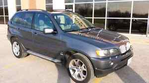 "2003 BMW X5 4.4i 19"" Wheels - Staggered London Ontario image 7"