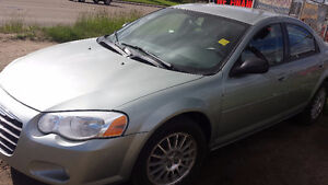 2006 Chrysler Sebring TOURING. FINANCING AVAILABLE
