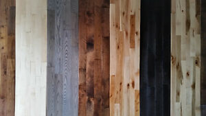 Solid Canadian Hardwood Flooring