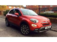 2016 Fiat 500X 1.6 Multijet Cross Plus with S Manual Diesel Hatchback