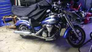 2009 Yamaha vstar 950