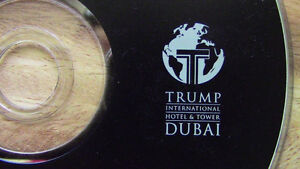 CD of the Trump International Hotel and Tower (Dubai) West Island Greater Montréal image 2