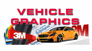 Company Vehicle Decals & Lettering