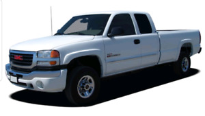 WANTED: WHITE GMC Bumper and Box