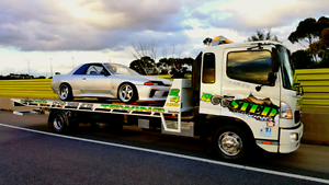Boosted towing services 24 hour reliable tow truck melbourne Sunshine North Brimbank Area Preview