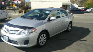 2012 Toyota Corolla 113,000 Safety included runs great!