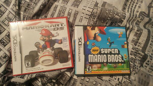Mario Kart + New Super Mario Bros for Nintendo DS