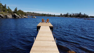 3 bedroom avail Oct- May close to Parry Sound area