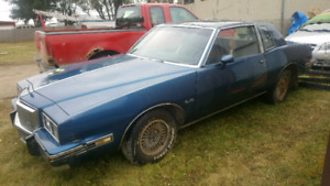 Classic muscle car for sale