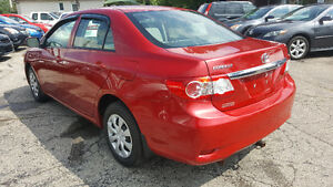 2011 Toyota Corolla CE Sedan - POWER GROUP! CERTIFIED! Kitchener / Waterloo Kitchener Area image 3