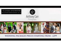 Wedding photography and photobooth