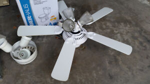 Ceiling Fans working condition, $10 each