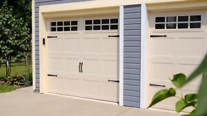Garage Door 9 x 7 5983 Almond