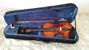 Violin 4/4 FRETTED  Cecilio CVN-300