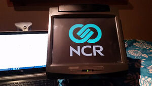 "NCR 7402-1020 15"" Color Touchscreen  POS System"