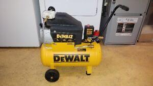 DeWalt 6 Gal Air Compressor