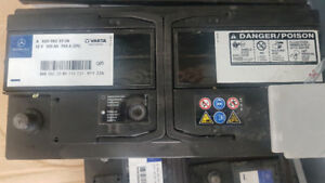 Mercedes Benz Batteries