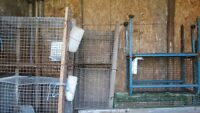 ALL KINDS OF RABBIT CAGES