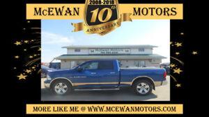 2011 Ram 1500 Big Horn 5.7L 4x4 Truck